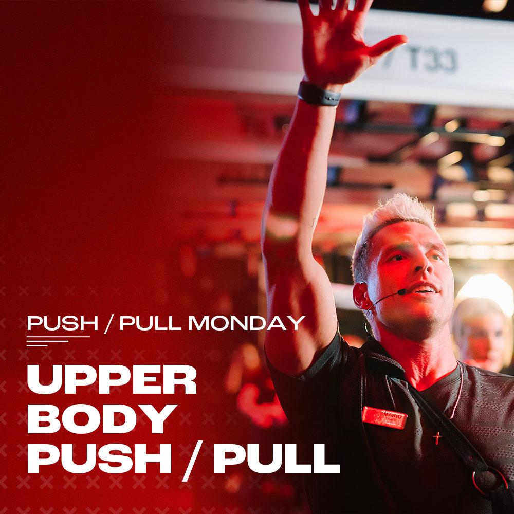 Push Pull Monday
