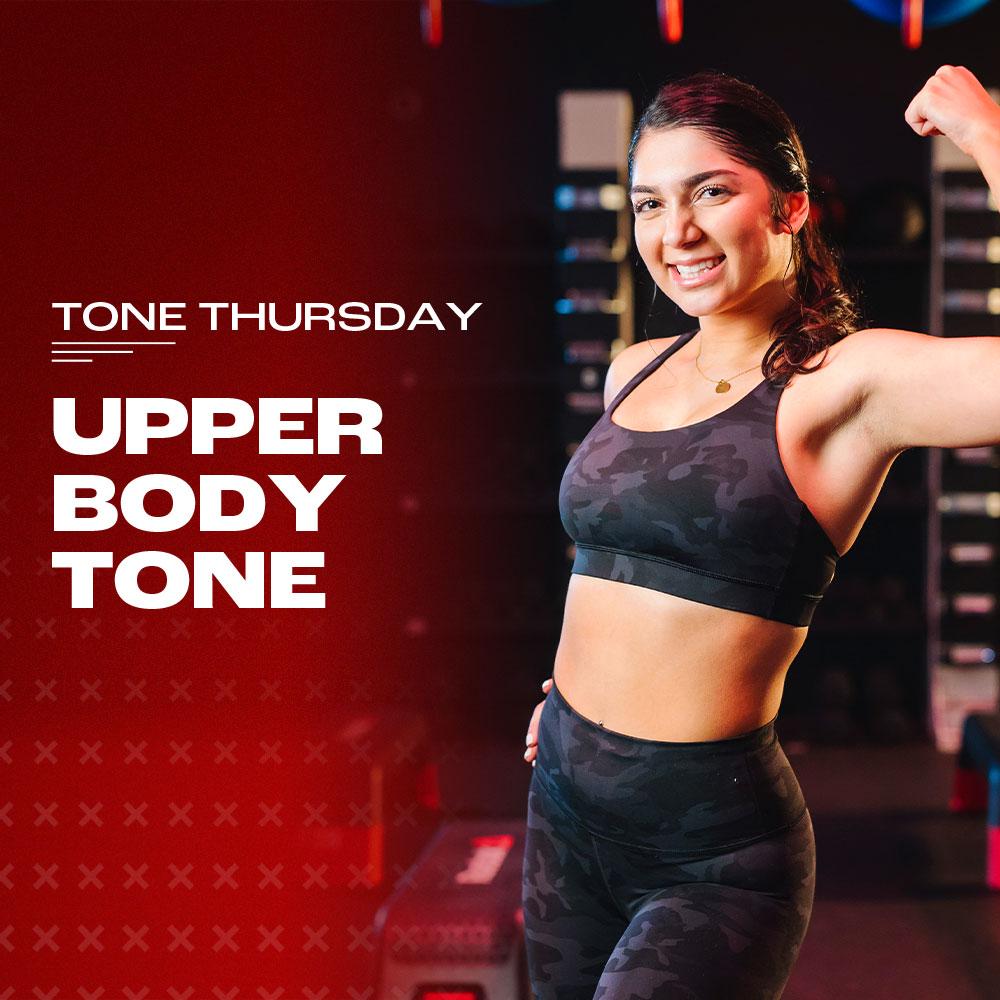Tone Thursday